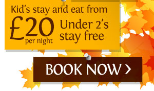 From £61per adult, per night BOOK NOW
