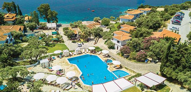 Beach Club Holidays in Greece