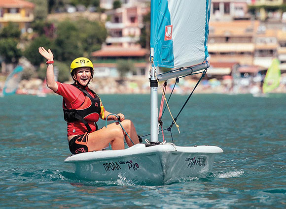 Dinghy Sailing - It's Free!