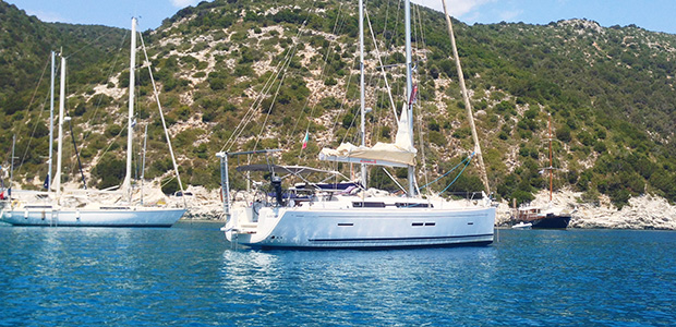 Flotilla and Bareboat holidays in the Ionian Sea