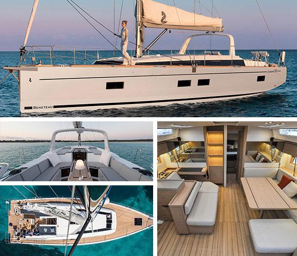 Luxury Sailing Holidays
