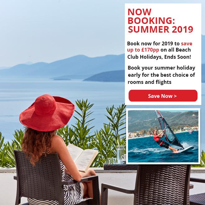 2019 Beach Holidays
