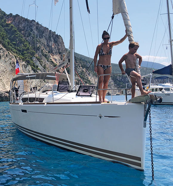2 Week Stay Sail Holidays