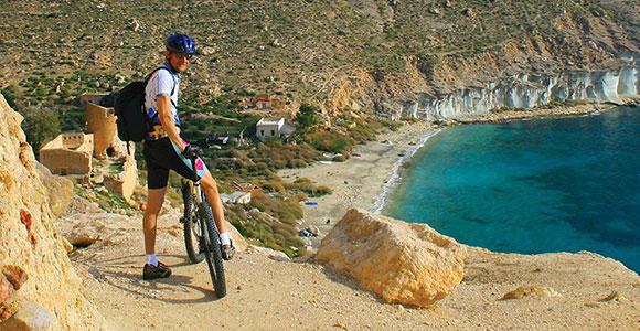 Mountain Biking and Cycling