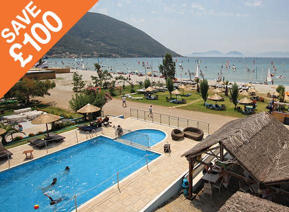 Surf Hotel, Vassiliki