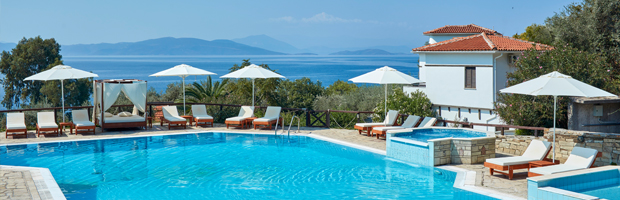 Hotel Leda Beach Club, Pelion