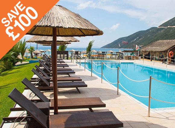 The Surf Hotel, Vassiliki