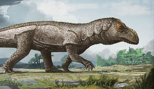 245-million-year old reptile finally gets a name
