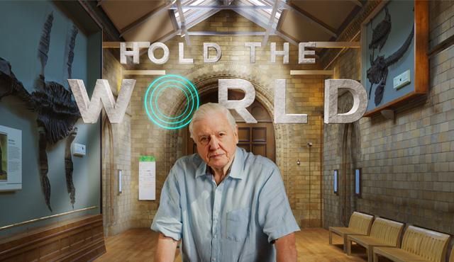 Hold the World (c) Sky VR Studios copyright