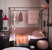 Woood Bed