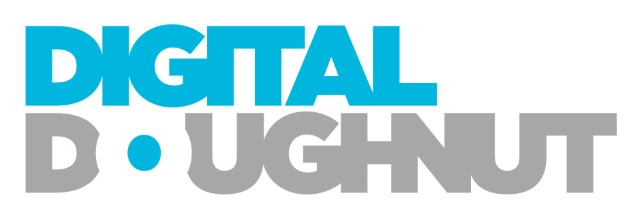Digital Doughnut Logo