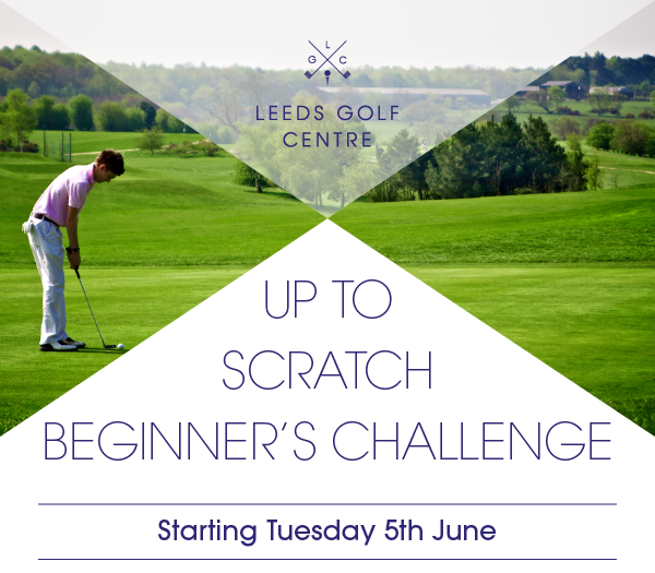 Up To Scratch Beginners Challenge: Starting Tuesday 5th June