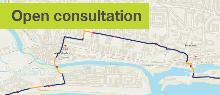 Open consultation in the South East