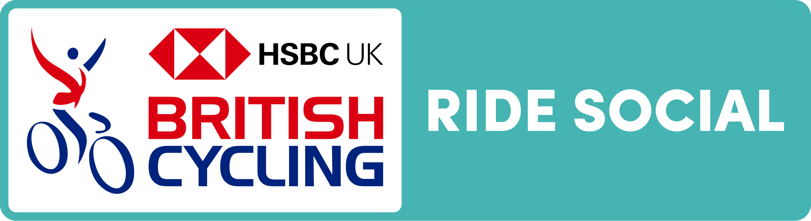 HSBC UK Ride Social logo