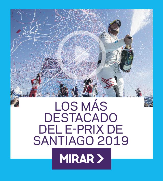 LOS MÁS DESTACADO DEL E-PRIX DE SANTIAGO 2019