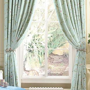 Half Price Pencil Pleat Curtains - Gemma, Lavender