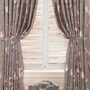 Half Price Pencil Pleat Curtains - Savannah, Gold