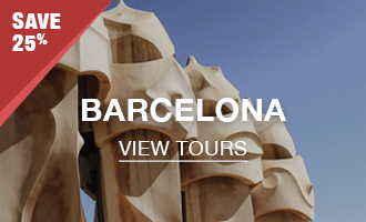 Barcelona Tours - 25% Off