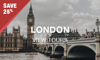 London Tours - 25% Off