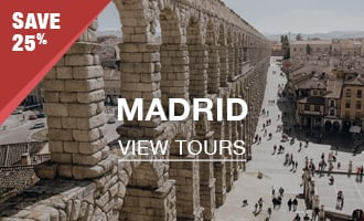 Madrid Tours - 25% Off