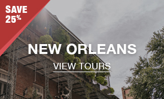 New Orleans Tours - 25% Off