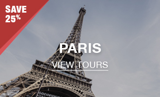 Paris Tours - 25% Off