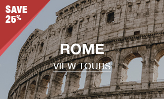 Rome Tours - 25% Off