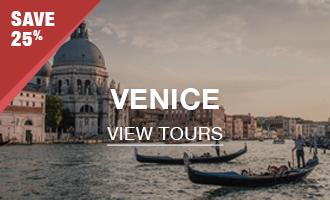 Venice Tours - 25% Off