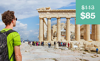 Athens in a Day: 25% Off