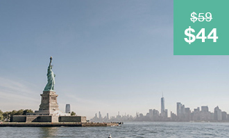 Statue of Liberty Tour: 25% Off