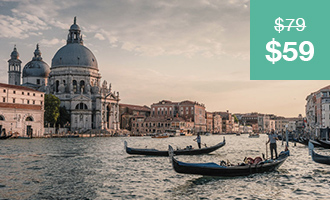Legendary Venice Tour: 25% Off