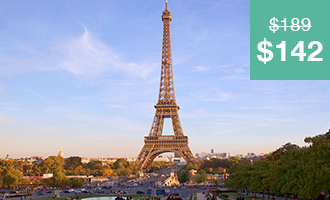 Paris in a Day: 25% Off