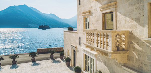 Iberostar Grand Perast view