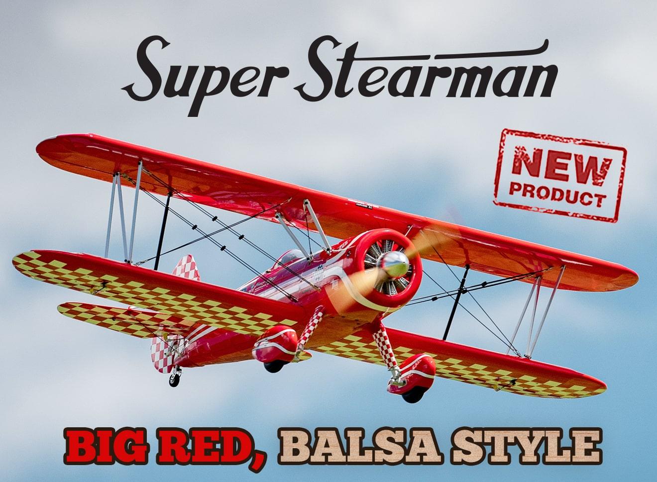 Super Stearman