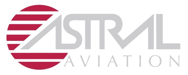 Astral Aviation logo