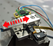 Nanomotion small modules