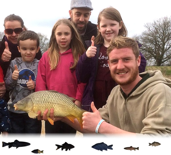 Image - Get Fishing Logo and family fishing