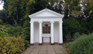 Image of the Temple of Arethusa at Kew