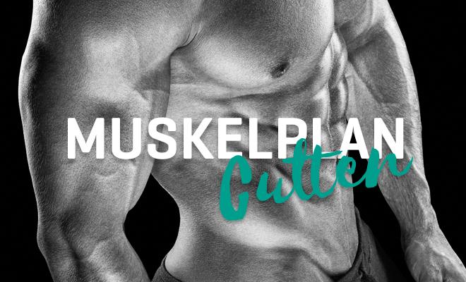 Muskelplan - Cutten