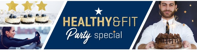 Healthy & Fit Party Special