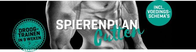 Spierenplan Cutten