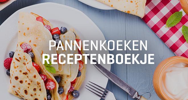 Pannenkoeken Receptenboekje