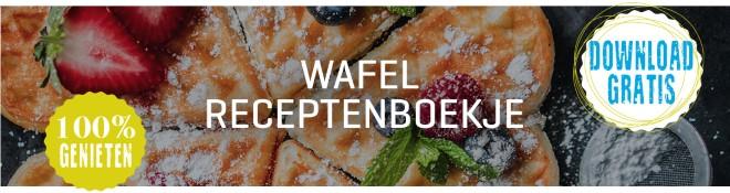 Wafel Receptenboekje