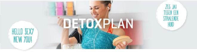 Alsjeblieft, jouw Detox Plan!