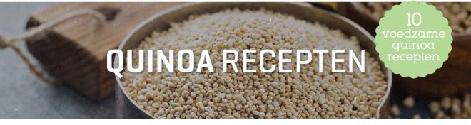Quinoa Receptenboekje!