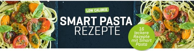 Smart Pasta Rezepte