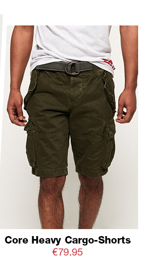 Core Heavy Cargo-Shorts