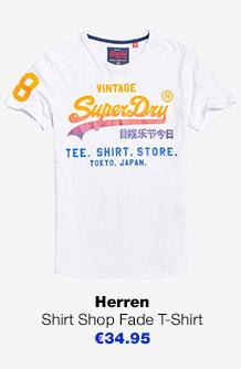 Shirt Shop Fade T-Shirt