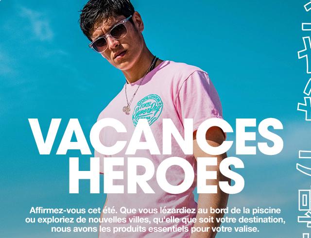 Vacances Heroes