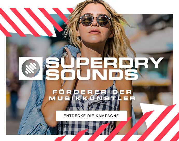 Superdry Sounds